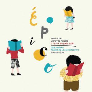 Epico festival del libro infantil
