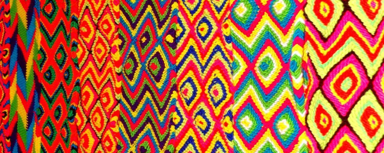 Textiles wayuu, un poema que se ve