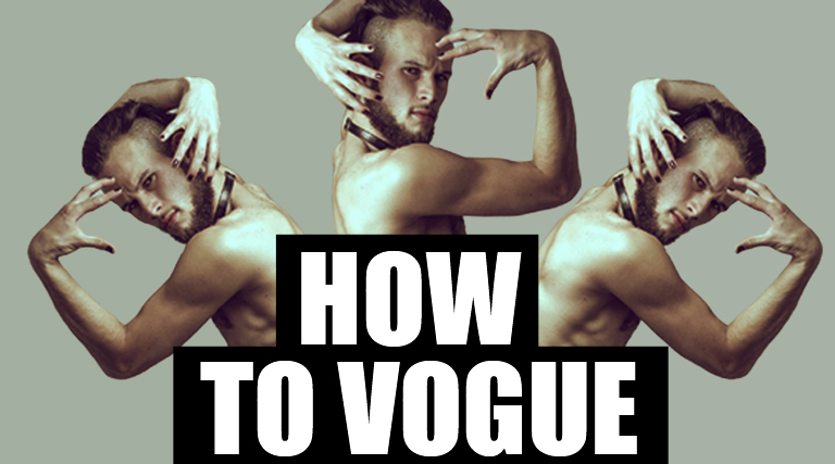 #Voguing #Emotional #StrikeAPose con Jonatan SANDOVAL