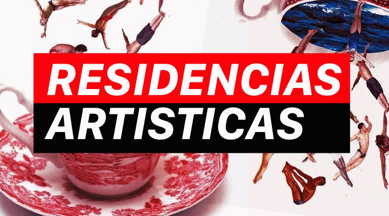 Residencias Artísticas - Bogotá Colombia