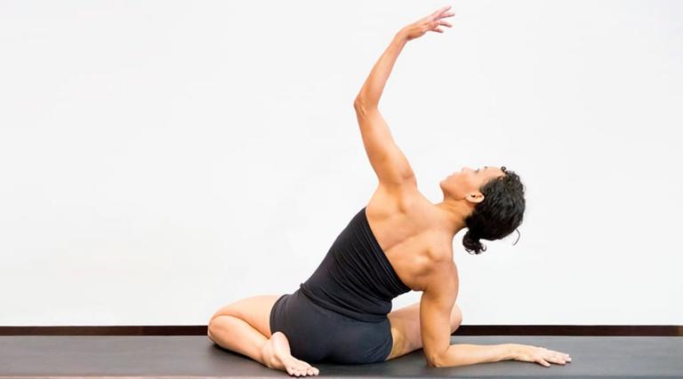 Pilates – Espalda y Abdomen – Martes con Hilse León