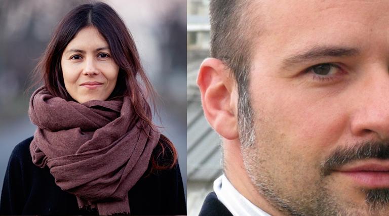 Christian UBL y Jenny Ocampo (Francia y Alemania) | TALLER ESPECIAL