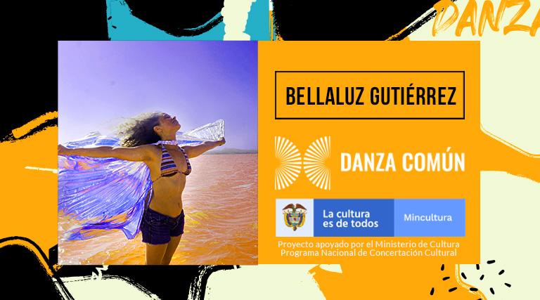 BELLALUZ GUTIERREZ – TALLER DE DANZA CONTEMPORÁNEA – Nivel Inicial