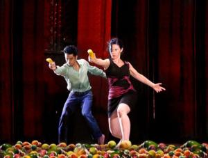 Danza comun ni peras